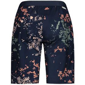 Maloja AnemonaM. Printed Multisport Shorts Women, azul